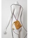 Taba drawstring mobile bag